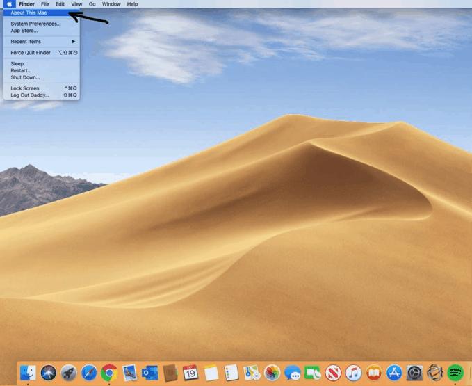 Mac Spec 1