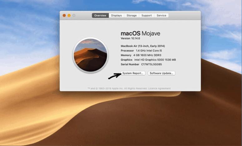 Mac Spec 4